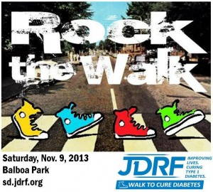 Rock the Walk